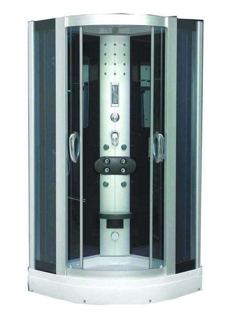 Cabinas hidromasaje angulares 1 4 c geyser for Cabinas de ducha economicas