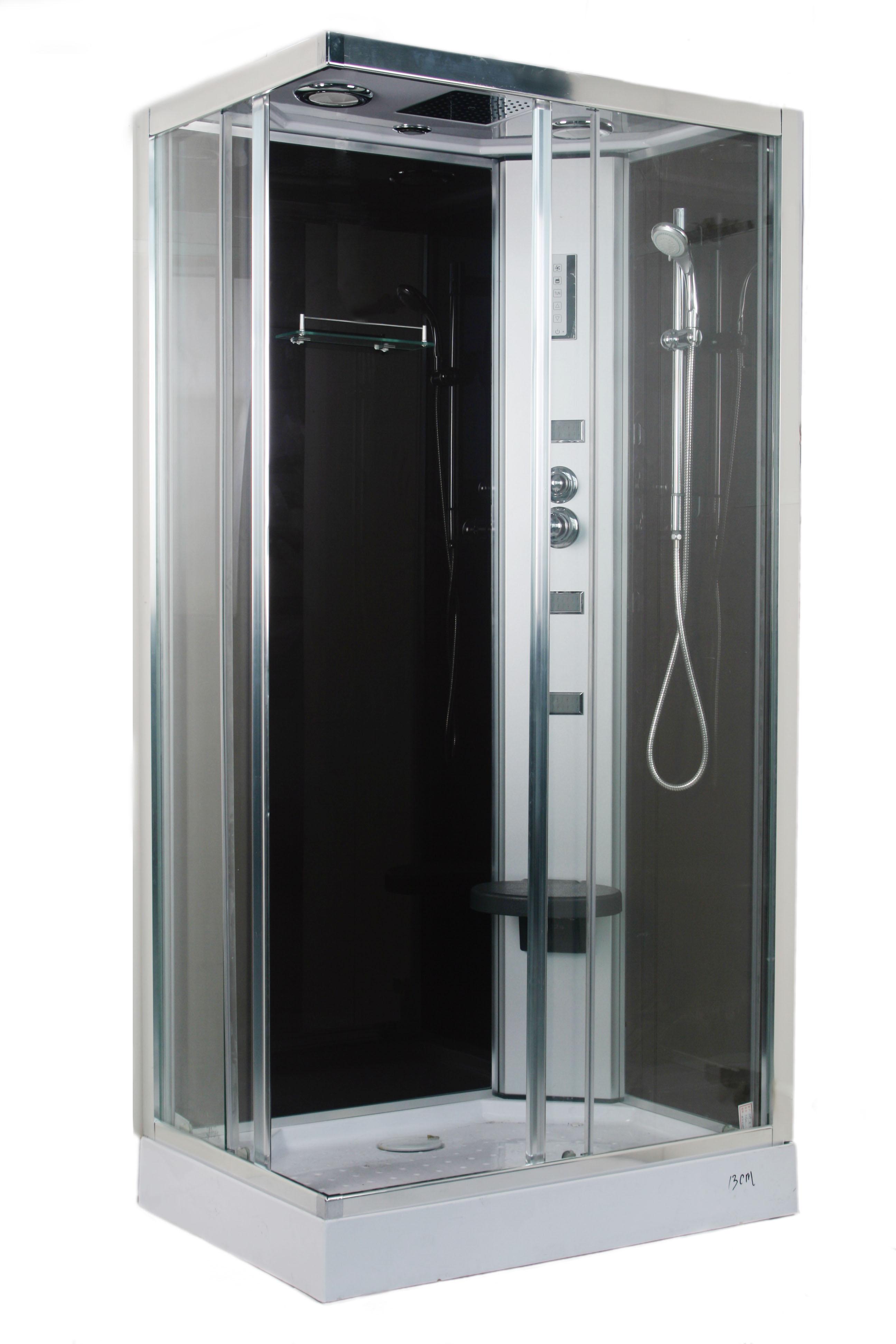 cabinas de ducha rectangulares baratas