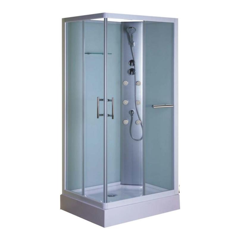 Cabinas para ducha hay algunos accesorios para mejorar las de las cabinas de ducha dlight air - Cabina ducha rectangular ...