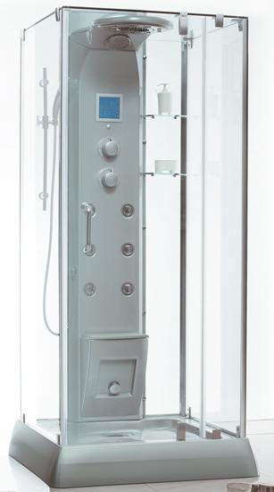 Cabinas de ducha rectangulares baratas cabina hidromasaje - Cabina de ducha barata ...