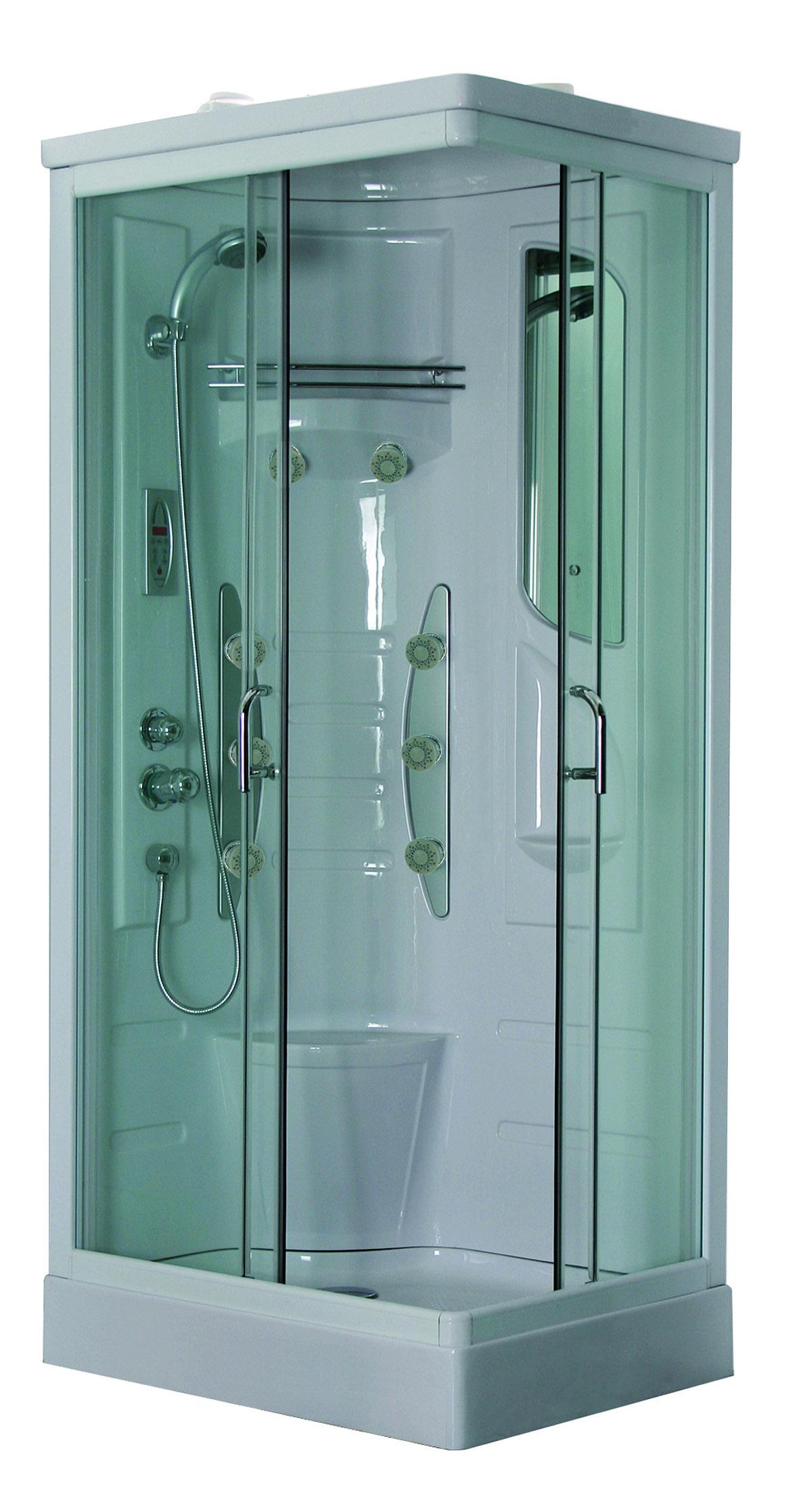 Cabina ducha sauna affordable galera de imgenes with - Cabina ducha sauna ...