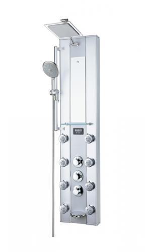 Columnas hidromasaje columnas hidromasaje florida termostatica for Columna termostatica